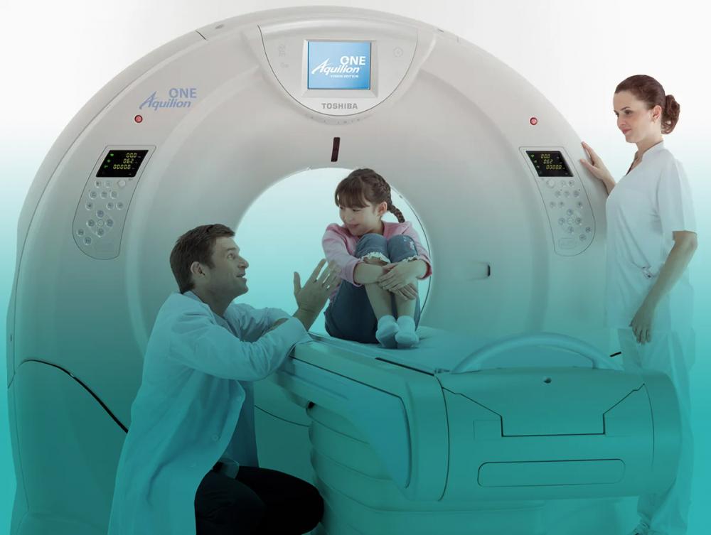 Investigatia prin Rezonanta Magnetica la copii