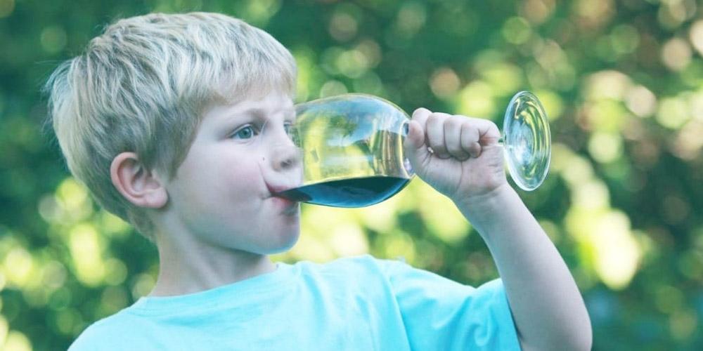 Despre consumul de alcool în rândul copiilor